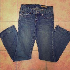 Boot Cut Seven Jeans